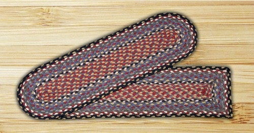 Braid Stair Treads Earth Rugs Stair Treads Are 100